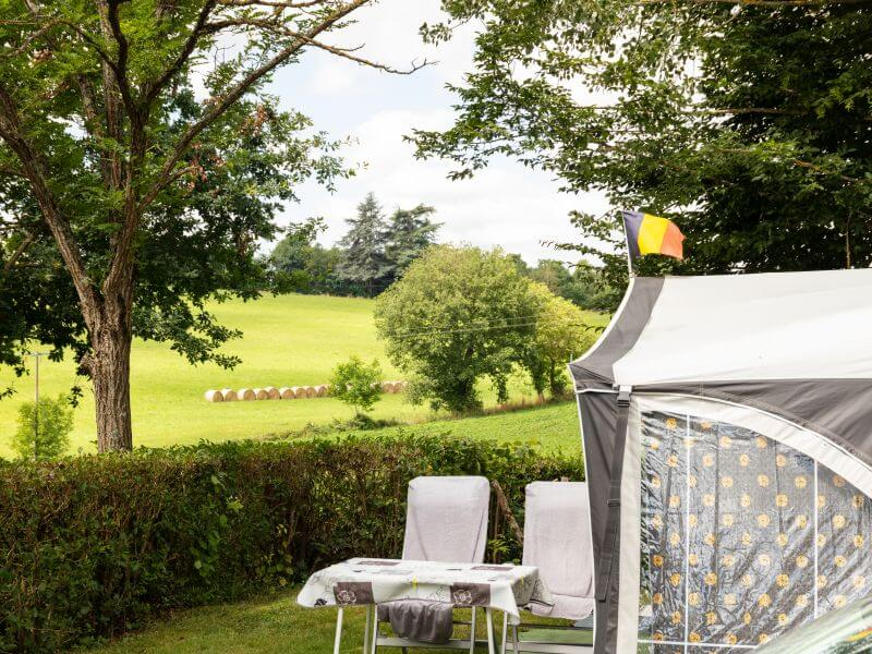 emplacement de camping nature midi pyrenees